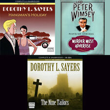 Dorothy L.Sayers - Lord Peter Wimsey Books 09-11 Audio Collection (04) on mp3 CD