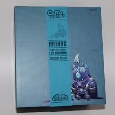 BLIZZARD WOW CUTE BUT DEADLY ARTHAS 8 INCH TALL LED FIGURE COLLECTORS EDITION