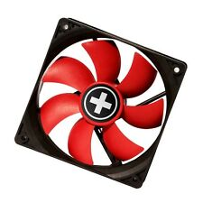 Xilence Red Wing 92mm Gehäuse Lüfter / mit nur 18 dB sehr leise / 3+4 Pin Molex