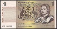 1976 Commonwealth of Australia Bank Note $1 P42b2 Ch Unc Knight/Wheeler TMM*