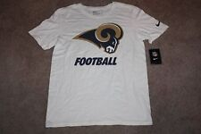 NWT Nike Men's Los Angeles Rams Shirt - size Small - retails $28!!!