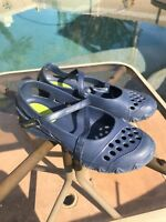 Sketchers Water Shoes Sandals Blue Size 9 Womans Box V
