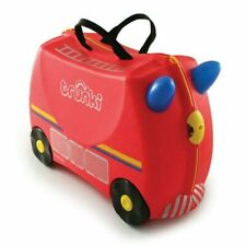 Trunki Fire Engine Frank Ride On Suitcase