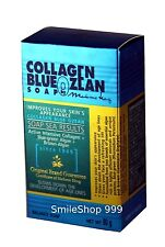 Collagen Blue Ozean from Madame Heng Balance Soap Help Slow Down Age Line Face