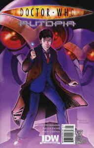 Doctor Who: Autopia #1A VF/NM; IDW   save on shipping - details inside