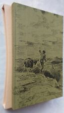 R L STEVENSON TRAVELS WITH MY DONKEY FOLIO 1992 BW ILL EDWARD ARDIZZONE UNREAD !