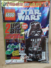 MINT UK EDITION 18 LEGO STAR WARS MAGAZINE #18, 2X LEGO SETS TOYS GIFT +STICKERS