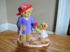 Enesco Cherished Teddies Figurine Thanks For Showing Me That Life is Beautiful