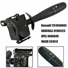 VAUXHALL VIVARO MOVANO TRAFIC II PRIMASTAR NEW WIPER STALK SWITCH OE: 91160123