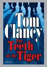 The Teeth of the Tiger by Tom Clancy (2003, Hardcover, Limited)