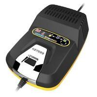Oxford Oximiser EL600 601 12V Motorcycle Battery Charger Trickle Optimiser NEW