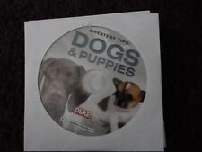 GREATEST TIPS DOGS AND PUPPIES*DVD*JOE INGLIS TV VET***DISC ONLY***