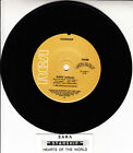 "STARSHIP Sara 7"" 45 rpm vinyl record + juke box title strip"