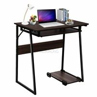 Simple Computer Desk PC Laptop Table Workstation Studend Study Home Office Shel