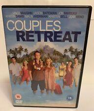 Couples Retreat - Dvd (2010) Vince Vaughn - Jason Bateman - Kristin Davies