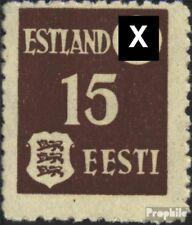 Estonia (German.cast.2.world.) 1y unmounted mint / never hinged 1941 Postage sta