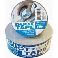 My Helper T903 Duct Tape 2 X 10 Yd Silver