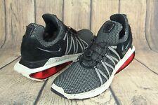 3944d526fa92 Nike Shox Gravity Running Shoes Black Black-Sail Red Oreo AR1999-006 Size  11.5