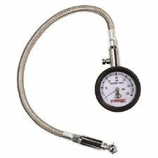 Tusk Pro Caliber Tire Pressure Gauge 3-60 PSI ATV UTV Motorcycle Dirt Bike