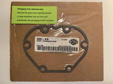 GENUINE Harley Davidson 36801-87B Transmission Cover Gasket MADE IN USA