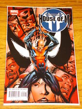 HOUSE OF M #5 MARVEL COMIC LTD SPIDERMAN COVER VARIANT