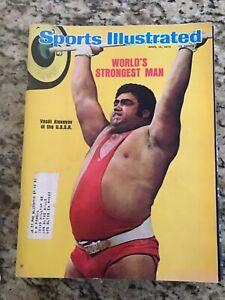 April 14 1975 Yasili Alexeyev Weight lifting  Summer Olympics Sports Illustrated