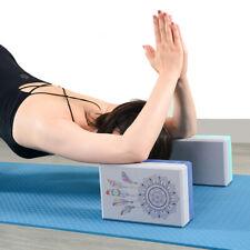 Dreamcatcher Yoga Brick Block Stretching Aid Pilates Exercise Fitness Tool