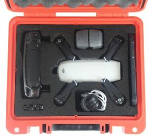 Microraptor Custom 300 Series Case Fits the DJI Spark and Accessories