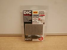 TREND DIAMOND CROSS DOUBLE SIDED DIAMOND CREDIT CARD WHETSTONE DC/CC/FC
