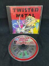 Twisted Metal - Various Artists Heavy Metal CD K-Tel 1990