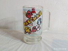 Vintage 1980'S Pacman Ms Pacman * Mug * Rare !