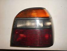 Rückleuchte rechts 1H6945112B VW Golf III 3 Bj.91-98 gelb-schwarz-rot (dunkel)