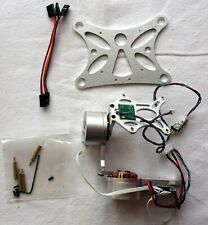 GIMBLE SERVO SET FOR CAMERA ON DJI PHANTOM DRONE