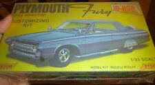 JOHAN 1963 PLYMOUTH FURY HARTOP VINTAGE 1/25 Model Car Mountain FS