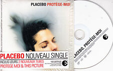 CD CARDSLEEVE PLACEBO PROTEGE MOI + THIS PICTURE 2T FRENCK STICK