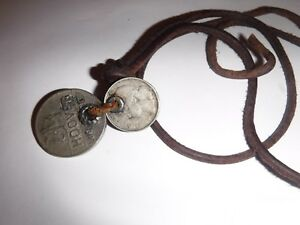 Hoover Lucky Pocket Piece Good For 4 Years Prosperity & 1952 French 10 Franc
