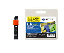 Jet Tec E18B inkjet cartridge high quality replacement for Epson T1801