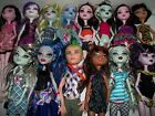 Mixed lot of 14 Monster High Dolls