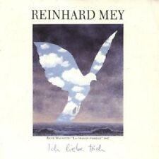 """REINHARD MEY """"ICH LIEBE DICH"""" CD NEUWARE"""