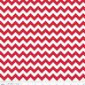 Riley Blake, Red, Chevron, Geometric, Stripes, Novelty, Fabric, FQ, .5 Metre