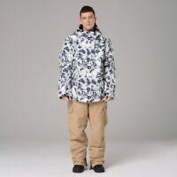 Winter Ski Suit Warm Skiing Snowboard Jacket+Pants Suit Windproof Waterproof
