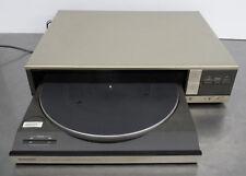 vintage record player Pioneer PL-44 Frontloader turntable Plattenspieler defekt