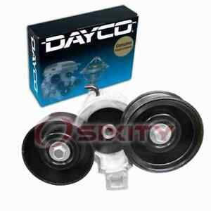 Dayco Drive Belt Tensioner Assembly for 1999-2003 Ford F-250 Super Duty 7.3L zs
