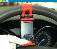 Clip Car Steering Wheel Bike Handlebar Holder For Toyota BMW Benz Ford