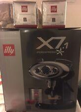 Macchina Da Caffè Illy X7.1 Iperespresso Rossa+ 36 Capsule Illy In Omaggio