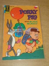 PORKY PIG #66 VF (8.0) BUGS BUNNY GOLD KEY COMICS APRIL 1976 COVER B