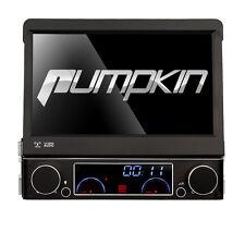 PUMPKIN 1Din DVD/CD/USB Player Car GPS Navi Radio Stereo Bluetooth Mp3 SD SWC FM