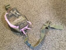 Pre Owned FIELDLINE PRO SERIES Camo & Pink Fanny Pack.