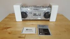 Benkson Vintage Radio Cassette Recorder Antique New Condition RARE Portable SRR4