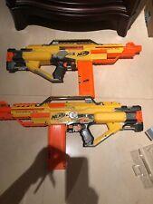 Nerf Stampede Ecs Lot 2 Guns